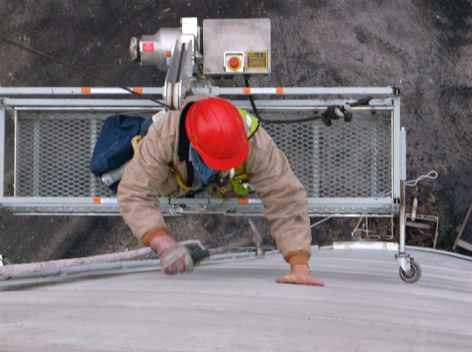 silo repair